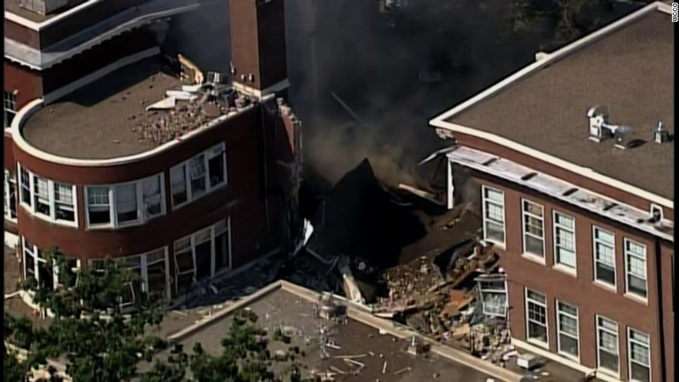 Minnesota school (Photo courtesy of CNN Newsource)