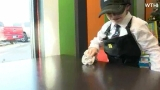 Indiana 7-year-old gets job at McDonald's to buy toys for tots