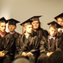 Students graduate from alternative learning program