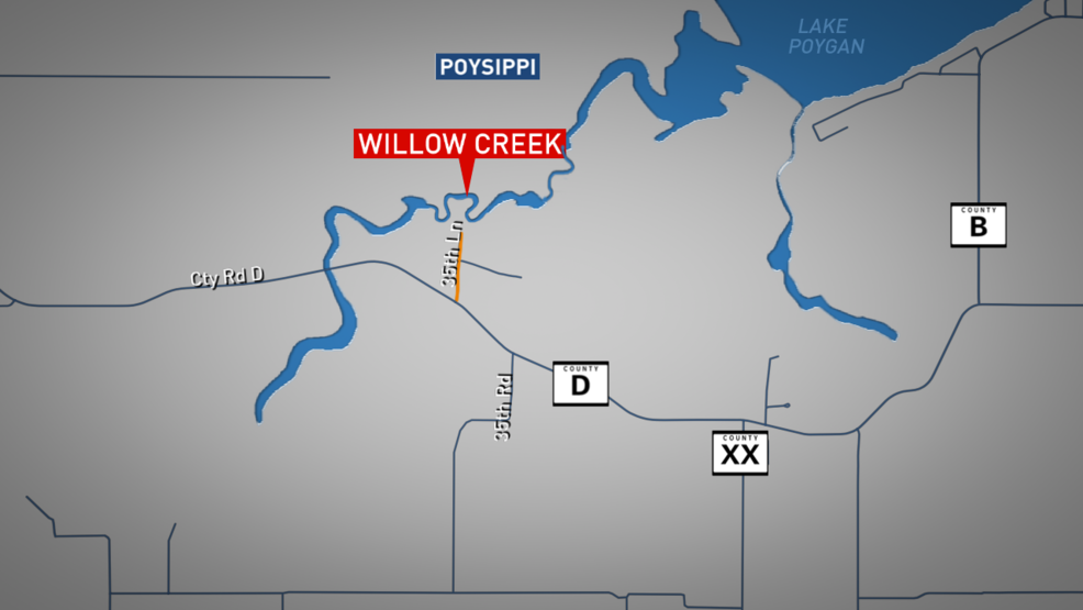 One Man Dead After Vehicle Lands In Waushara Co Creek Wluk