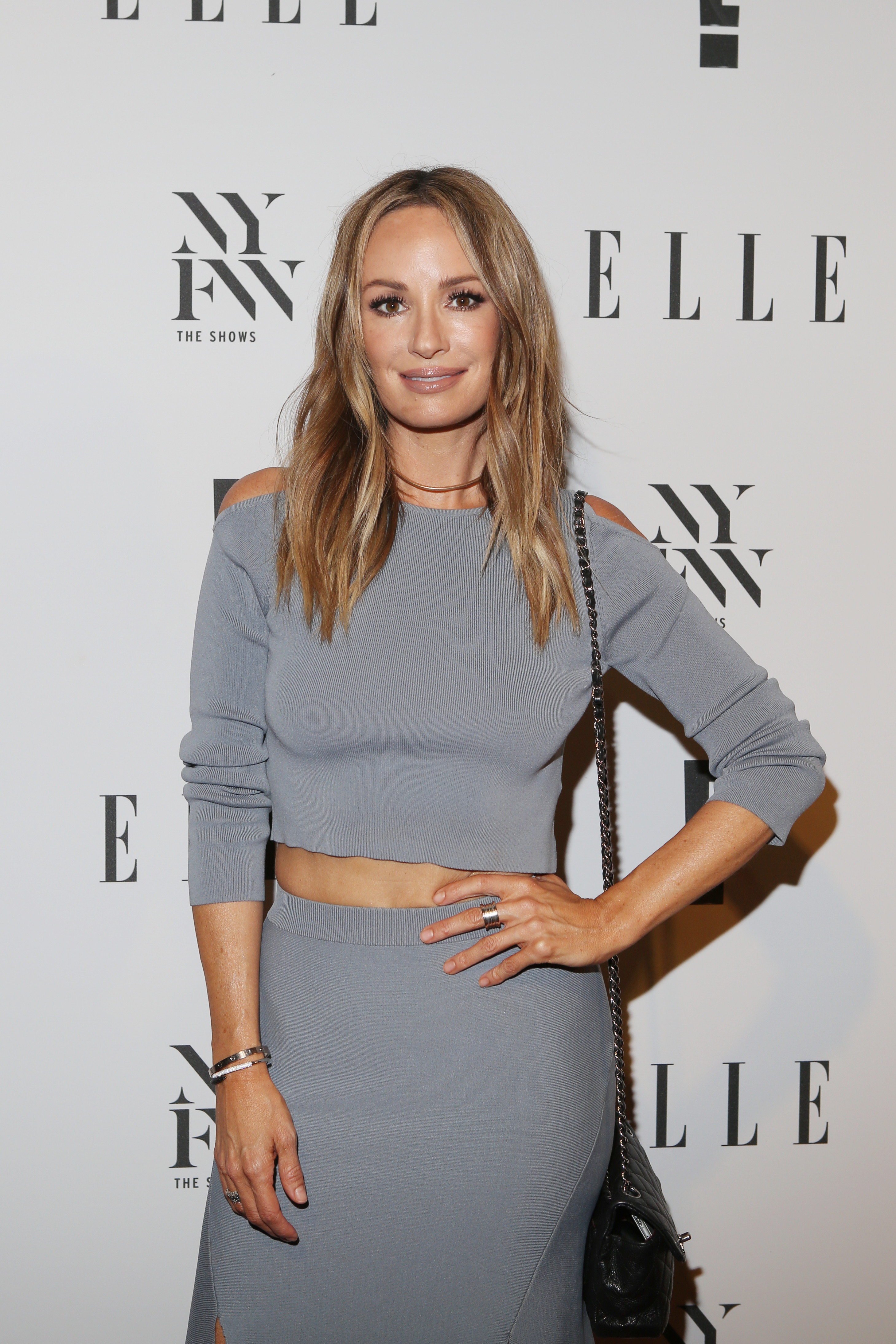 E!, ELLE & IMG KICK-OFF NYFW: THE SHOWS WITH EXCLUSIVE CELEBRATION HELD AT SANTINA                                    Featuring: Catt Sadler                  Where: New York, New York, United States                  When: 07 Sep 2016                  Credit: Derrick Salters/WENN.com