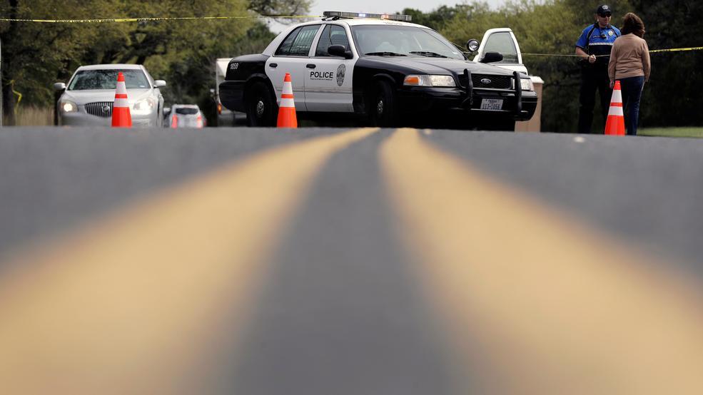 Package bomb explodes at FedEx near San Antonio
