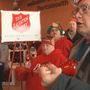 Salvation Army in Portsmouth has special bell ringers for Kettle Drive