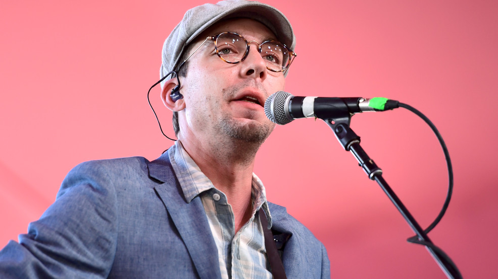 Singer-songwriter Justin Townes Earle performs on the Mustang Stage during day 1 of 2017 Stagecoach California's Country Music Festival at the Empire Polo Club on April 28, 2017 in Indio, California.