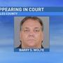 Girls basketball coach appears in court