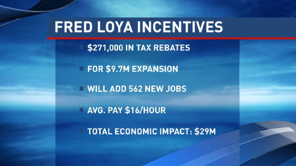 City tax breaks for Fred Loya Insurance expected to boost local ...