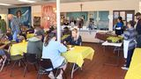 Hospitality Center serves up food, friendship to hundreds on Thanksgiving