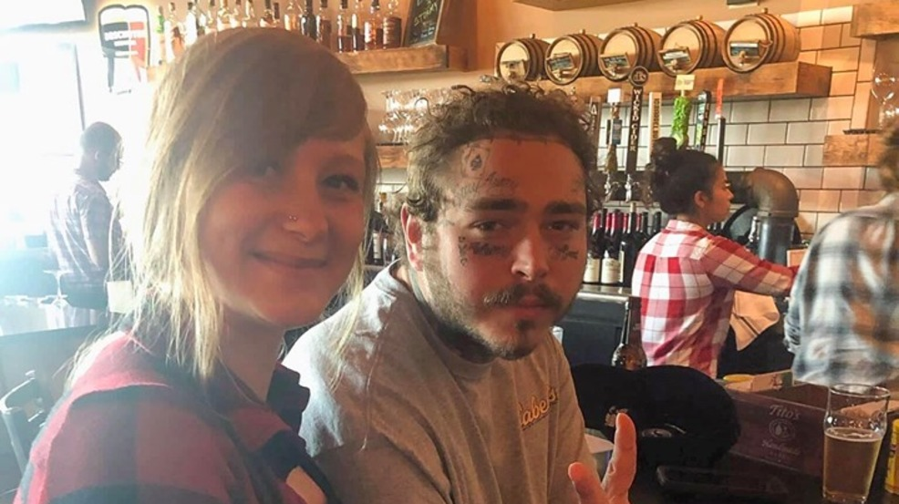 Post Malone stops for a beer in Richland | KEPR