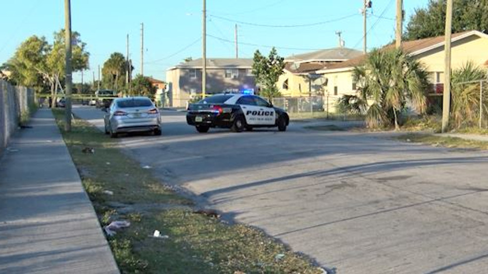 Police Investigate Afternoon Shooting In West Palm Beach
