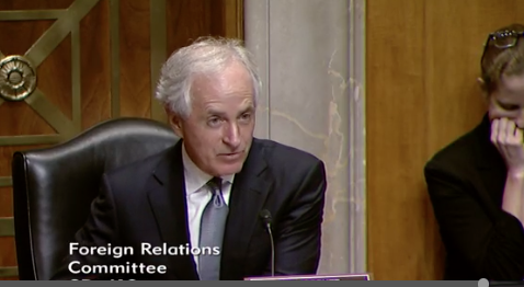 Foreign Relations Committee Chairman Bob Corker, R- Tenn. / Photo: Senate Foreign Relations Committee<p></p>