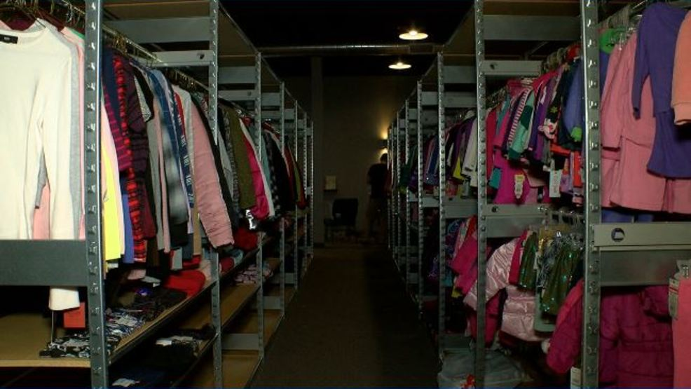 Foster Care Closet Provides Relief To Foster Kids, Families