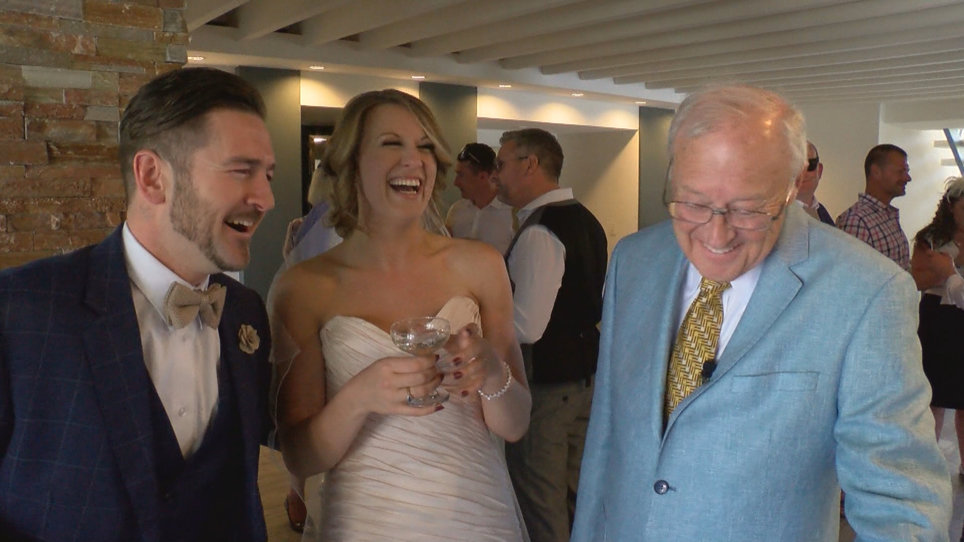 Tying the knot … it's big business for Las Vegas. See why getting hitched Vegas style is not what it used to be! (KSNV)