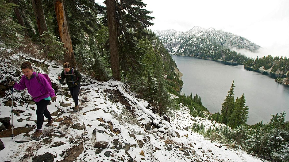 NOAA Study: Washington's 'snowpack drought' of 2014 due in part to climate change