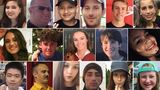 Victims of the Marjory Stoneman Douglas High School shooting