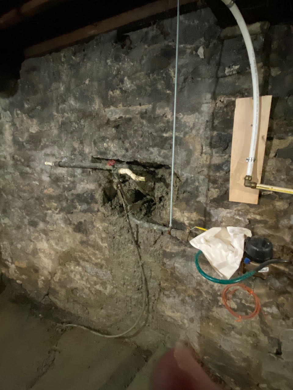 Some business owners in the Short North are still trying to get on their feet after closing due to COVID-19. Now, they are dealing with thousands of dollars worth of damage from basement flooding issues. (Photo courtesy: Ben Stoyka)