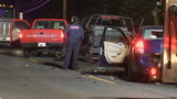 2 dead after 5-car crash in PG County, police say