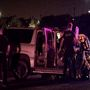 Police vehicle struck by suspected drunk driver on East Side