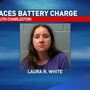 South Charleston woman accused of hitting husband with car