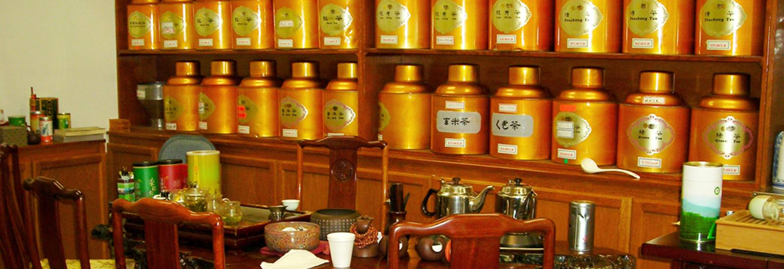 Traditional Taiwanese tea tastings can be found at Seattle Best Tea in the heart of the International District. (Image: Seattle Best Tea Facebook){ }
