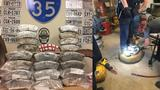Police seize $4.8M in drugs hidden in truck's wheels during traffic stop