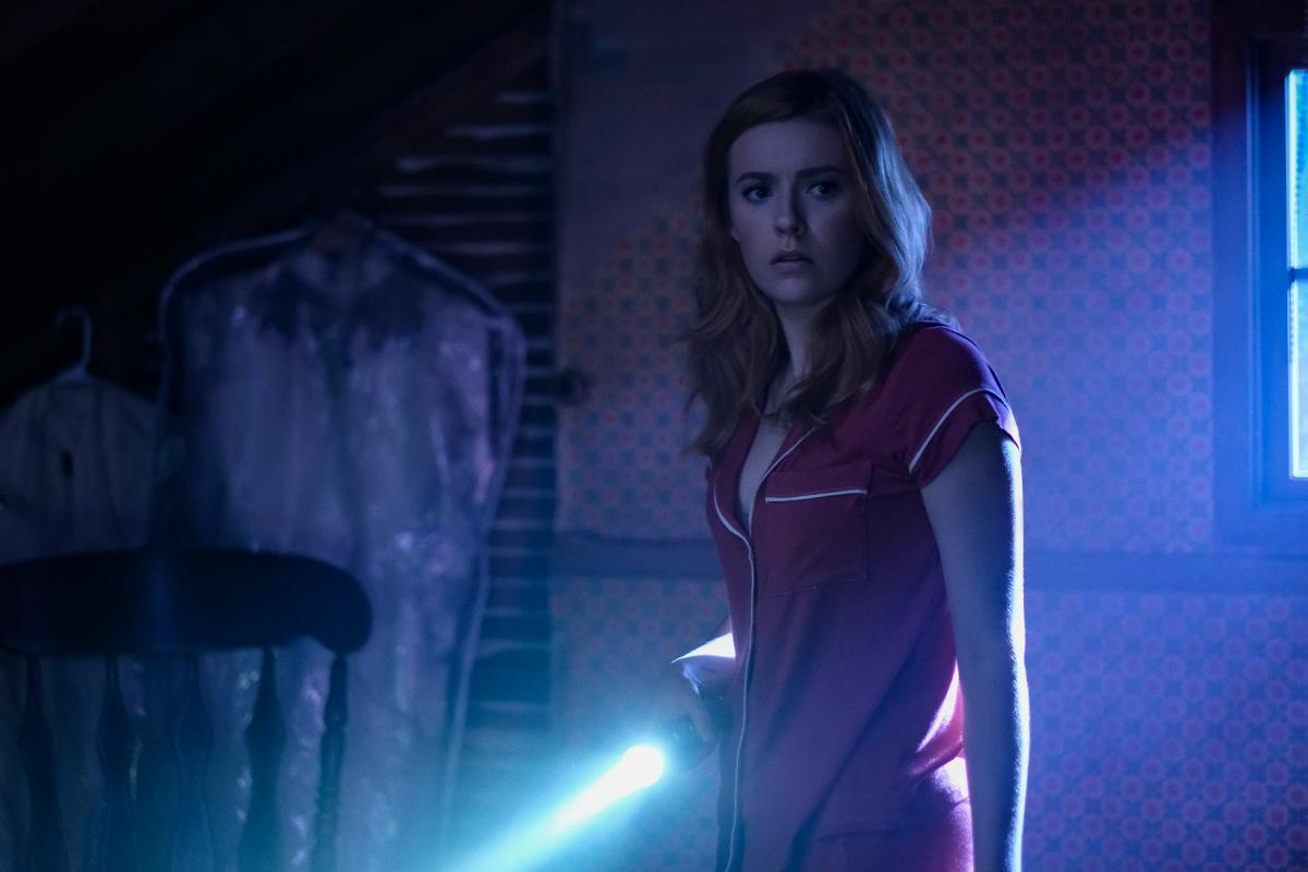 <p>Kennedy McMann as Nancy Drew, coming this fall(The CW/ Robert Falconer)<br></p>