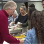 Massive Thanksgiving feast held at Rejoice Community Church
