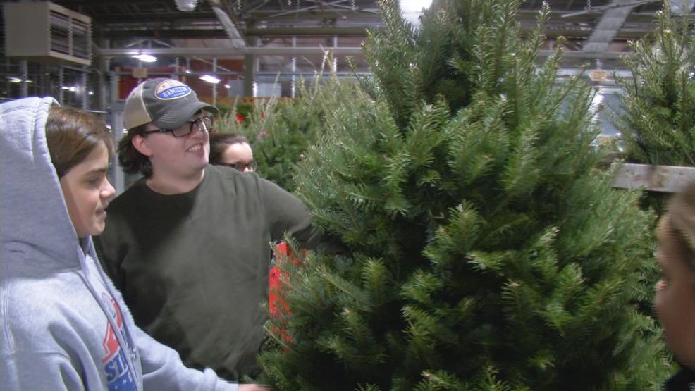 Christmas Tree Shortage.Nationwide Christmas Tree Shortage Not Affecting Cny Wstm