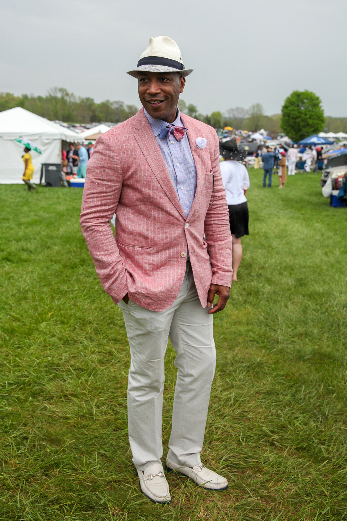 This outfit is preppy but still super cool.{ }(Amanda Andrade-Rhoades/DC Refined)