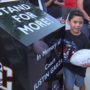 Memorial unveiled to honor Justin Garza