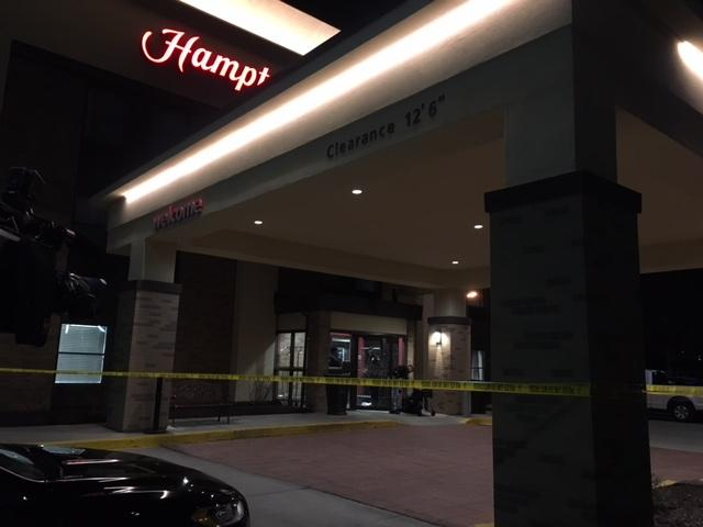 Fairborn hotel clerk fatally shot identified; search for suspects continues (WKEF/WRGT)