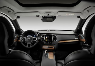 Volvo's in-car cameras will spot, slow or stop drunk or distracted drivers