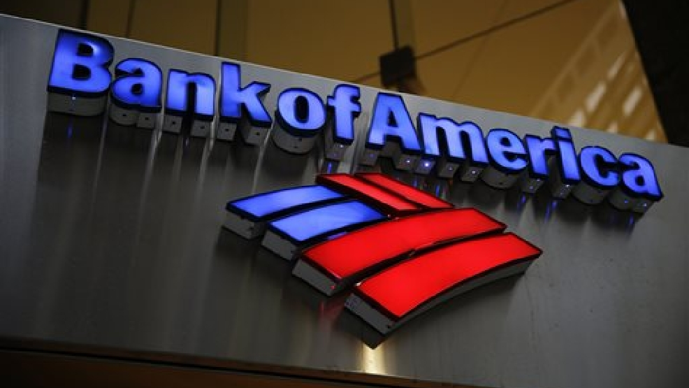 This Tuesday, Jan. 14, 2014 file photo shows a Bank of America sign in Philadelphia. Officials familiar with the deal say Bank of America on Wednesday, Aug. 20, 2014 has reached a record $17 billion settlement with federal and state authorities over its role in the sale of mortgage-backed securities in the run-up to the 2008 financial crisis. (AP Photo/Matt Rourke, File)