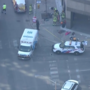 Multiple people dead after van hits pedestrians in Toronto; driver in custody