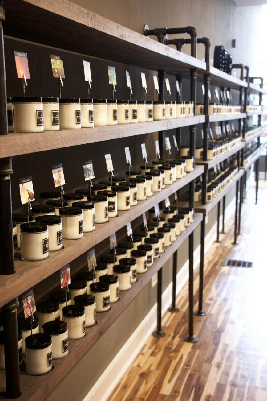 OPTION #5: What does love smell like? That's for you to decide when you make your own candle at The Candle Lab in OTR. With over 120 scents to choose from, you're tasked with narrowing it down to three of your favorites to create a specialized soy candle of your own creation. ADDRESS: 1325 Vine Street (45202) / Image: Dr. Richard Sanders // Published: 2.12.19