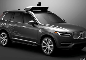Uber suspends self-driving car tests after pedestrian death in Arizona