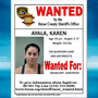 Authorities looking for woman wanted for burglary of a habitation