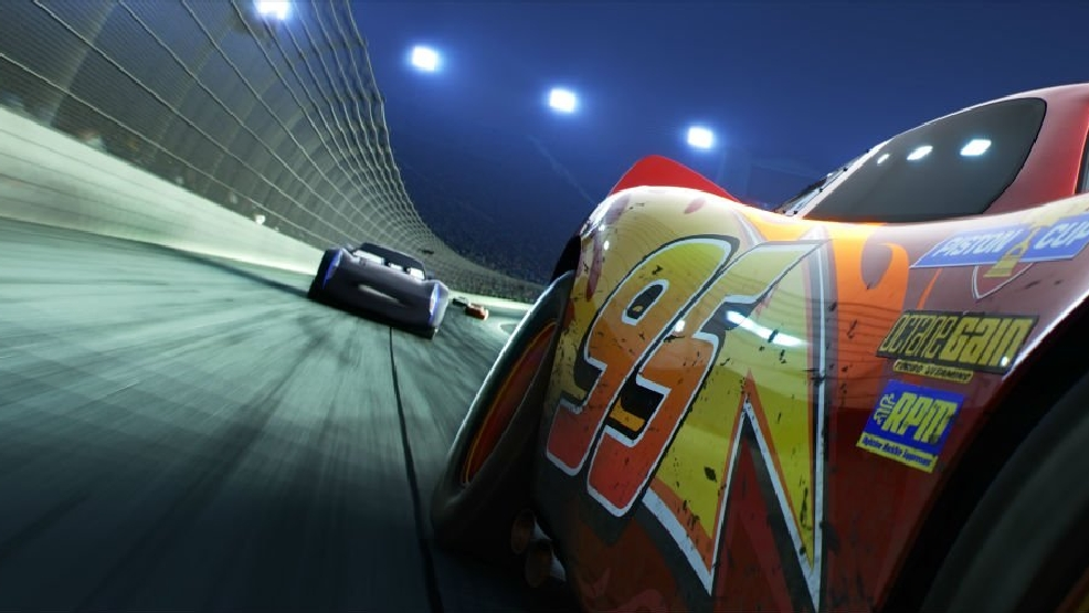 'Cars 3' teaser takes a dark turn around the track