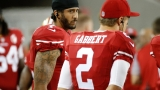 Colin Kaepernick's practice socks depict police as pigs