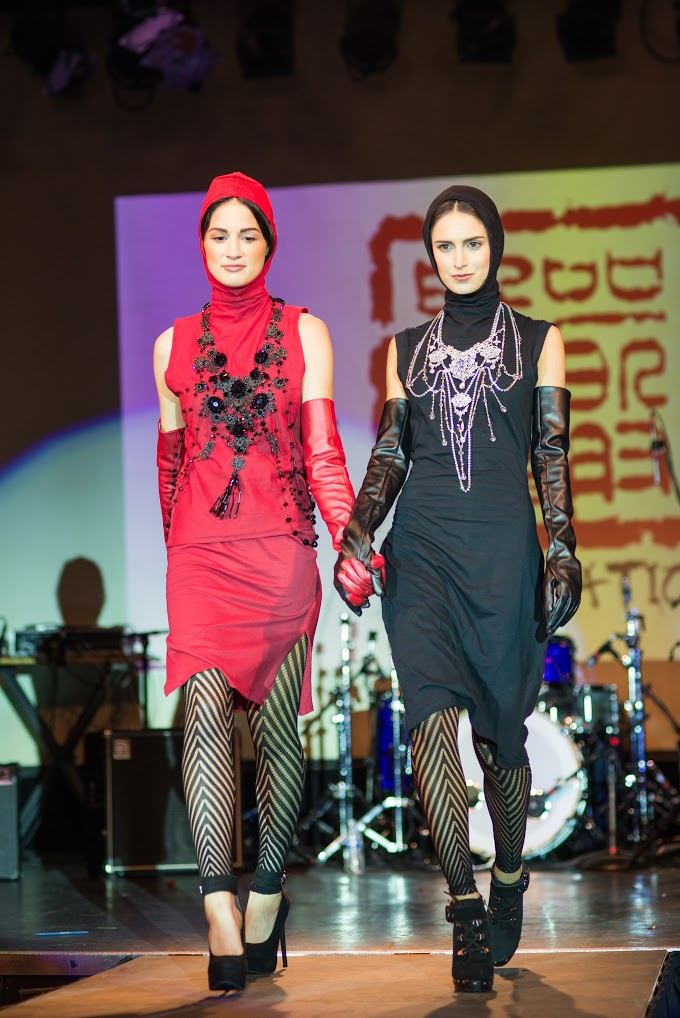Local Designers were spotlighted at Runway to Freedom. (photographer: Kendall Lauren)
