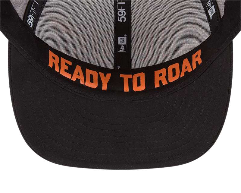 New Era revealed the On-Stage 59FIFTY low profile caps that NFL draftees will wear when they're chosen at the upcoming Draft on Thursday, April 26th. Each one has team slogans or monikers across the front and something embroidered in the sweatband. Buy at NewEraCap.com, NFLShop.com, Lids, Fanzz and DSG. (New Era)