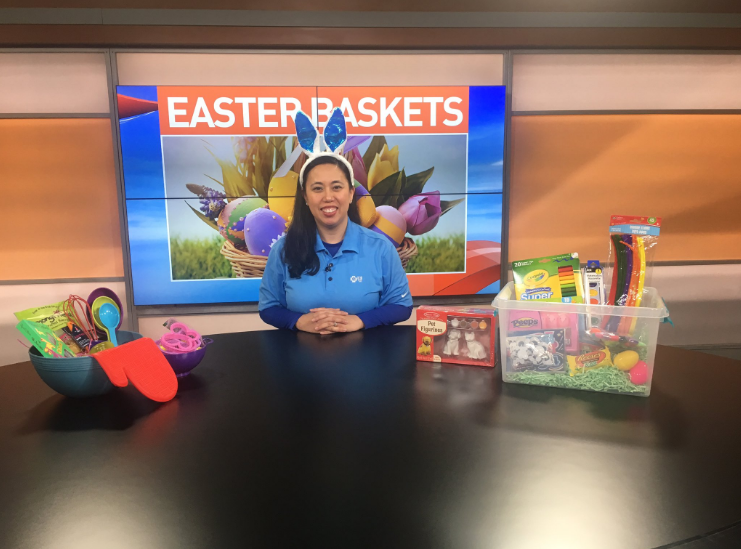 Dietitian Grace Derocha from Blue Cross Blue Shield of Michigan says kids can easily eat more than twice the recommended daily sugar intake on Easter.
