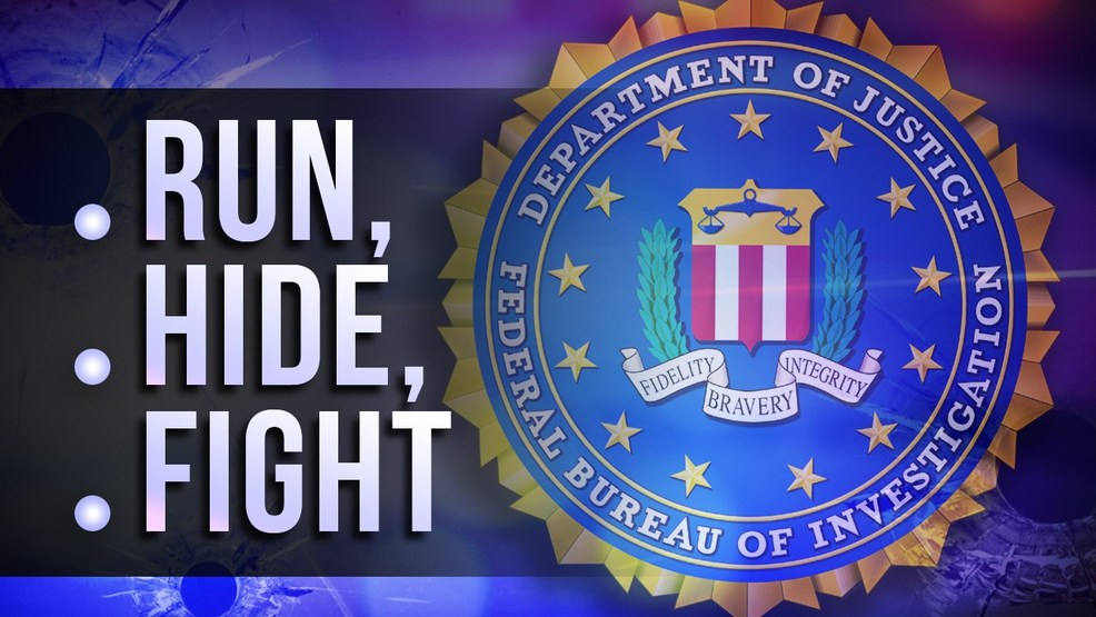 Dayton Police Department Stresses Importance Of Quot Run Hide