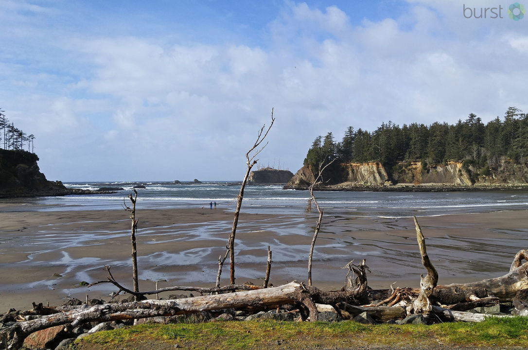 Debbie Tegtmeier shared this photo from the Oregon Coast via BURST.com/KVAL