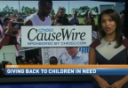 Chideo: Giving back to children in need
