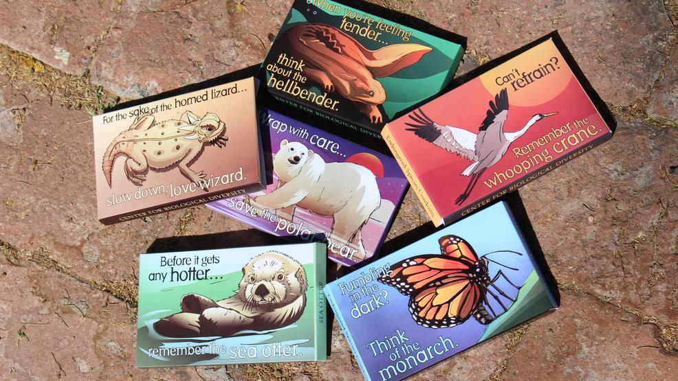 40K endangered species condoms sent to 'Top 10 sexually satisfied cities,' including SLC (15).JPG