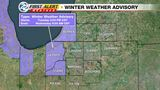WSBT 22 First Alert Weather: Winter Weather Advisory for several counties