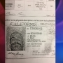 Suspect using a fake California ID cashes bad checks