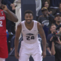 Jordan Caroline to return for senior season