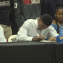 FPD's Gordon signs with Gulf Coast State
