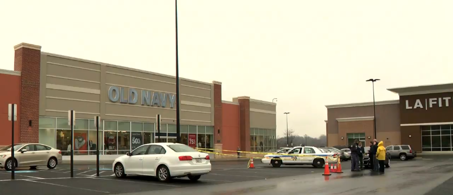 Shooting reported at Owings Mills shopping center